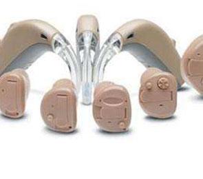 奥迪康耳背式助听器和耳道式助听器(ITC)