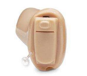 瑞声达耳道式助听器